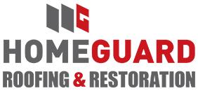 HomeGuard Roofing & Restoration Logo