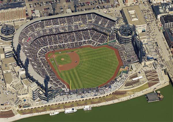 PNC Bank Stadium, Pittsburgh