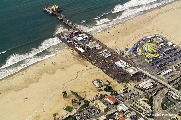 Santa Monica Pier- July Cal 015