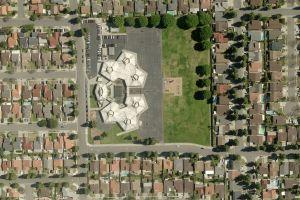 california school neighborhood