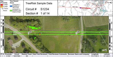 TreeRisk - MapBook