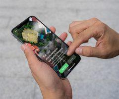 iPhoneX-App