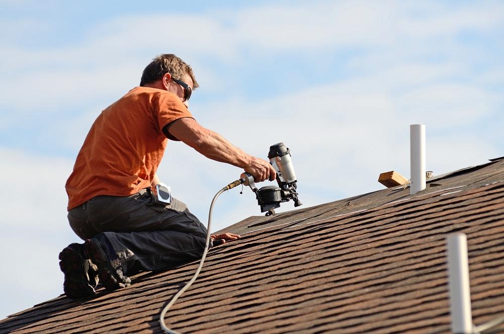 Roofer - no harness
