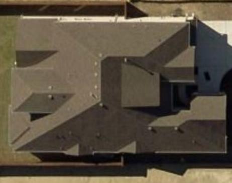 roof shape - hip/gable