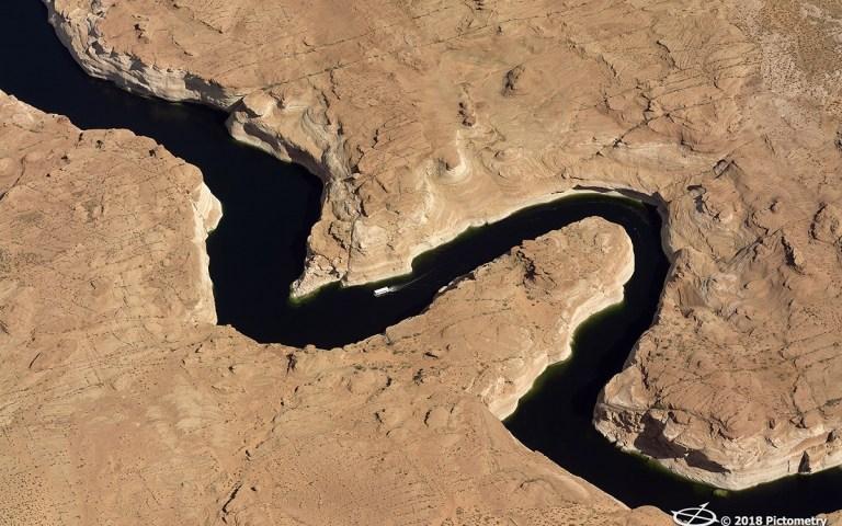 Antelope Creek in Navajo Nation Park