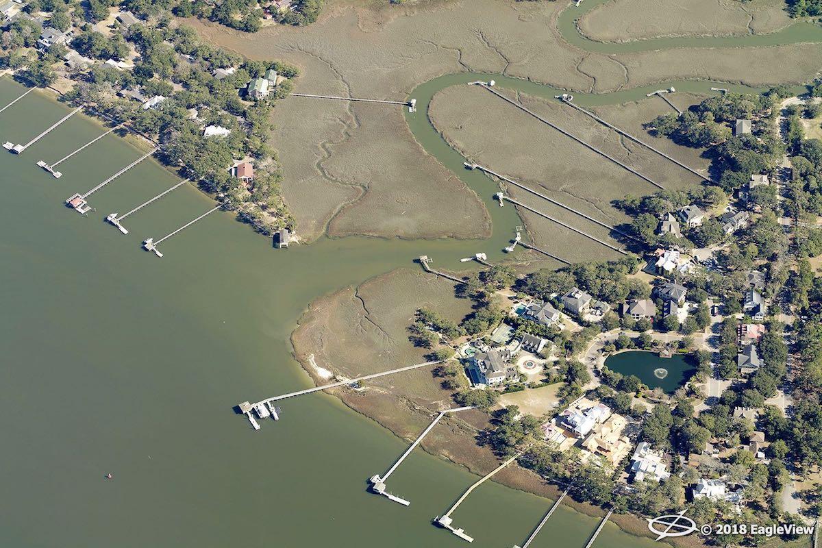 South Carolina Harbor pre-Florence