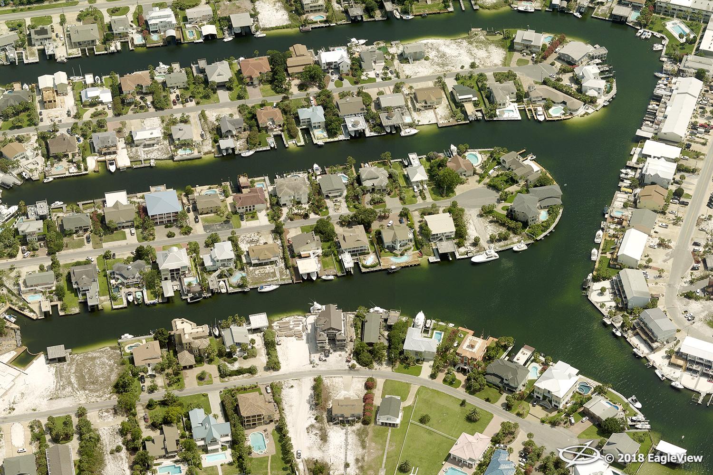 Florida neighborhood