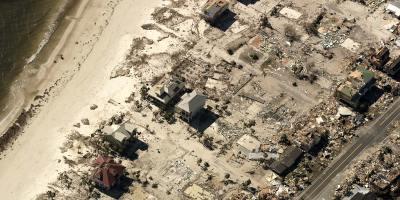 hero image post-Hurricane Michael