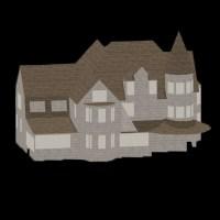 3D Visualizer tile - EagleView App
