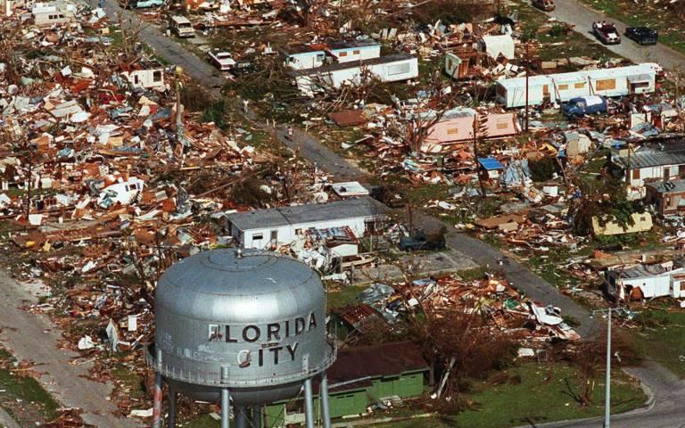 AP Hurricane Andrew Homestead