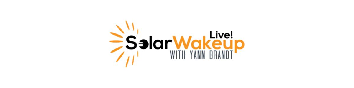 Solar wakeup
